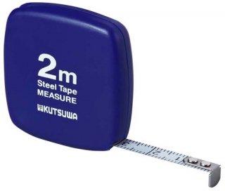 超薄型メジャー2m・ブルー