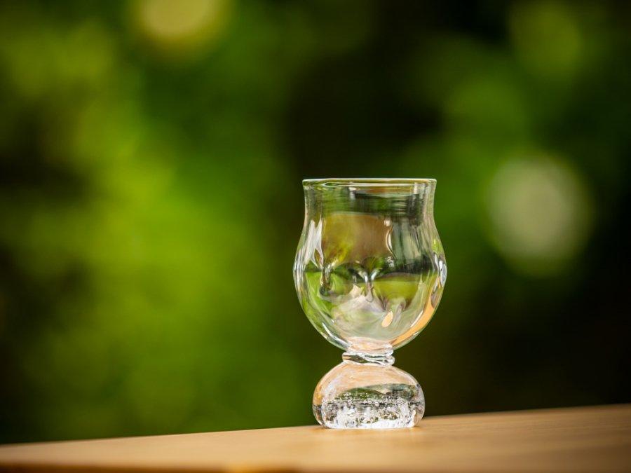 【梶原 理恵子】|氷玉グラス|〜春夏秋冬、涼やかに〜