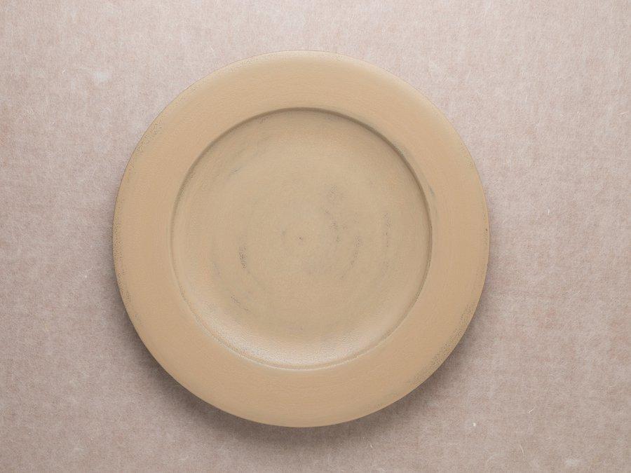[赤木明登]| ディナー皿・白