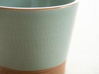 [蘇嶐窯]| 青瓷・白瓷の「うつわ」/カップ-青瓷・飛鉋
