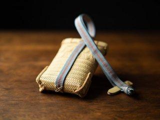 【�比良 護・竹工芸作品】| 竹細工「携帯印籠」