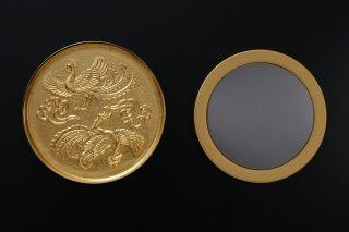 【鏡師・山本晃久】| 不思議な鏡(桐箱入)/直径10�/守り本尊8種