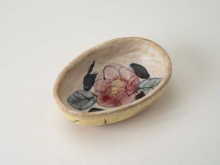 【堂前守人・陶器作品】| だ円小鉢<2柄>