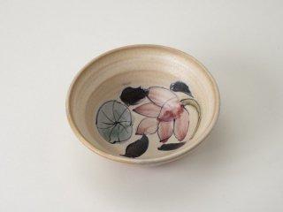 【堂前守人・陶器作品】| 花絵小鉢<3柄>