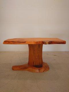 【クラフト満生符】| ひのきサイドテーブル
