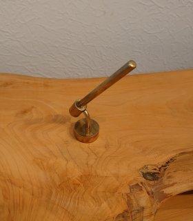 【クラフト満生符】| 真鍮ボールペン(セット):TypeB<斜め円筒>