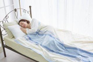 綿毛布 cotton-ton (ブルー)シングル 140cm×200cm  国産 【メーカー直販価格】