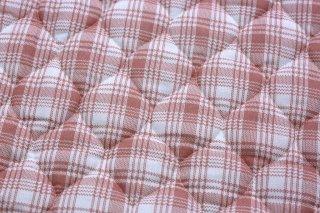 遠赤外線 あったか綿敷パット(布団用) ピンク シングル 105cm×210cm 国産 【メーカー直販価格】