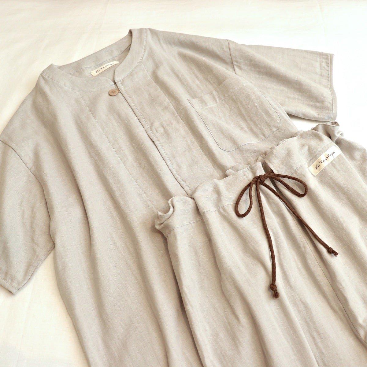 半袖パジャマ メンズ
