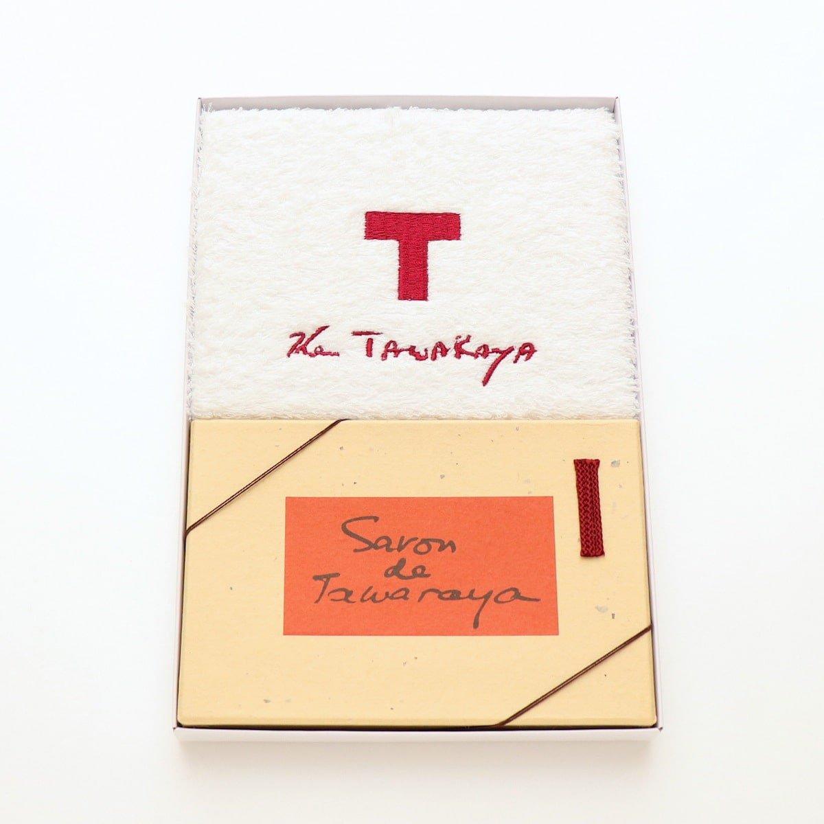 タオルセット003(刺繍)