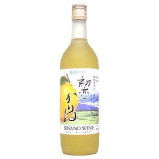 初恋かりんワイン 720ml