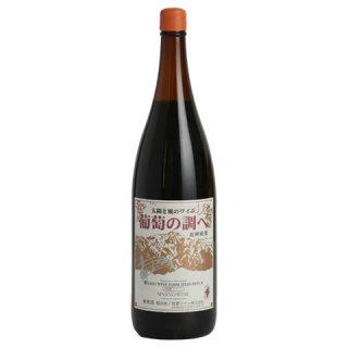 葡萄の調べ 赤 1800ml