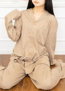 SLOW ORGANIC オーガニックコットン 男女兼用パジャマ