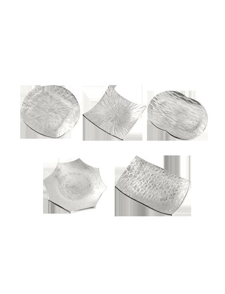 彩飾小皿 5枚組