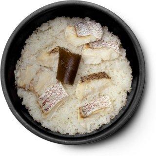 塩鯛めしセット
