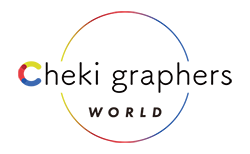 Cheki graphers WORLD