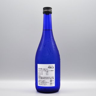 【数量限定】 蓬莱泉・酔虎   ~50%純米吟醸酵母~ 720ml   (2018年9月・熟成酒)