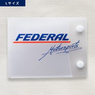 SAFETY MASK HOLDER Lサイズ FEDERAL(フェデラル)バージョン