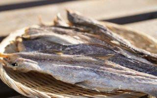 昔懐かしの天然棒鱈