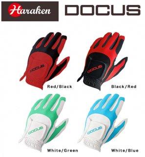 ドゥーカス DOCUS ゴルフ グローブ Glove DCGL-STRETCH 703 片手用 S M Lサイズ