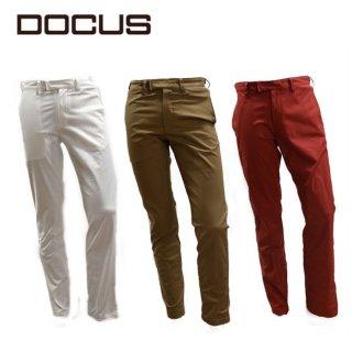 (クリアランス)ドゥーカス DOCUS メンズゴルフウェア ロングパンツ 立体ポケット DCM16S005