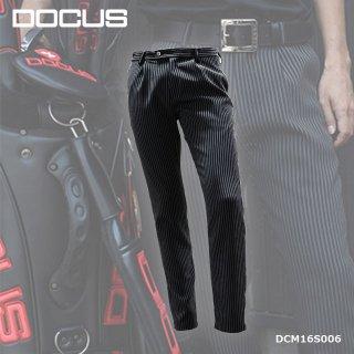 (クリアランス)ドゥーカス スラックス パンツ メンズ ゴルフウェア 春夏  DOCUS DCM16S006