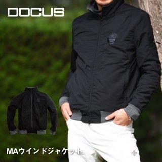 ドゥーカス MA ウィンドジャケット メンズ レディース ゴルフ ジャケット 秋冬ウェア DOCUS DCM18A006