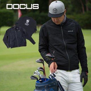 ドゥーカス ライダース ジャケット メンズ ゴルフウェア 洋服 大人 かっこいい クール ロック DOCUS Riders Jacket DCM19A006