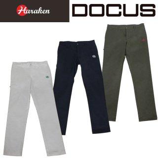 ドゥーカス DOCUS ストレッチ パンツ メンズ ゴルフ ウェア DCM19A007