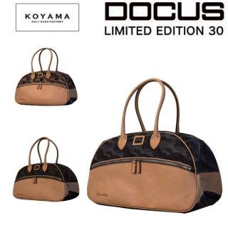 ドゥーカス DOCUS メンズゴルフ 日本製 ボストンバッグ 小山ゴルフモデル