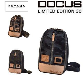 ドゥーカス 日本製 ボディバッグ 小山ゴルフ コラボモデル メンズ レディース 限定生産 ハンドメイド 国産バッグ ショルダー [DOCUS] メンズゴルフ モデル