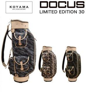 ドゥーカス DOCUS メンズゴルフ 日本製 キャディバッグ 小山ゴルフモデル 展示品