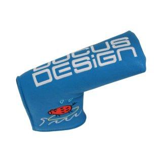 限定 パターカバー ドゥーカス 限定モデル 波乗りウリ坊 ピンタイプ Putter Cover [DOCUS]
