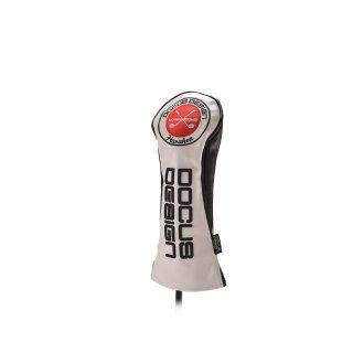 ドゥーカス DOCUS メンズゴルフ ヘッドカバー フェアウェイウッド用 DCHC711F