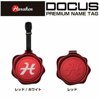ドゥーカス DOCUS メンズゴルフ PREMIUM NAME TAG プレミアムネームタグ