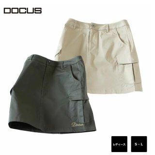 カーゴ スカート ドゥーカス 2020 春夏 かわいい おしゃれ カジュアル 女子 ゴルフ ウェア DOCUS DCL20S001