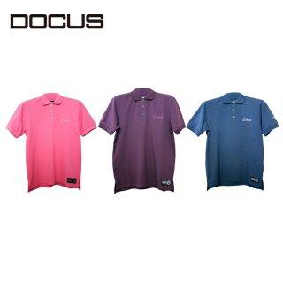 リローデッド ポロシャツ 2020 春夏モデル 半袖ポロ ゴルフ ウェア メンズ スカル DOCUS Reloaded Polo dcm20s002