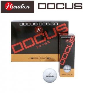 ドゥーカス DOCUS ゴルフボール DCB-TOUR ボールセット 1ダース 12コ入