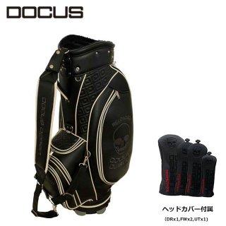 キャディバッグ ヘッドカバーセット DOCUS Reloaded Tour リローデッド ツアー メンズ ゴルフ 9型 DCC754S