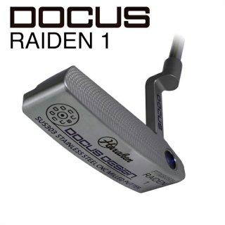 RAIDEN1 パター スチールシャフト装着モデル