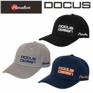 ドゥーカス DOCUS アジャスタブル DOCUS DESIGN CAP デザイン キャップ DCCP707