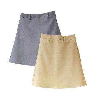 ドゥーカス サイドプリーツ スカート 2021 春夏 かわいい おしゃれ 女子 ゴルフ ウェア 映え DOCUS Side Pleats Skirt dcl21s007