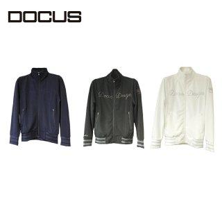 ドゥーカス 2021 春夏 DOCUS dcm21s008 DC SWEAT JACKET スウェットジャケット