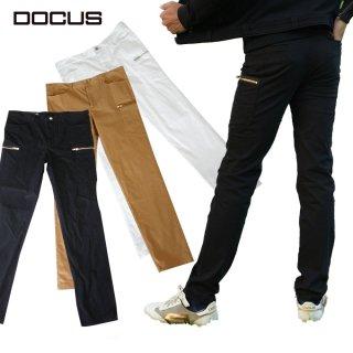 DOCUS メンズ ライダースパンツ Rider's Pants 21 秋冬ウェア オフホワイト ベージュ ブラック DCM21A008 dcap21aw