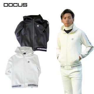 DOCUS メンズ DDスウェットフーディ DD Sweat Hoodie 秋冬ウェア オフホワイト ブラック DCM21A009 dcap21aw