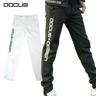 DOCUS メンズ DDスウェットパンツ DD Sweat Pants 秋冬ウェア オフホワイト ブラック DCM21A010 dcap21aw