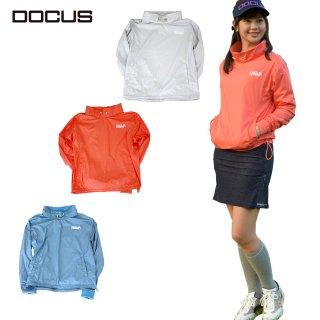 DOCUS レディース フロム ユニバース ウインド From Universe Wind 秋冬ウェア ライトグレー オレンジ ブルー DCL21A003 dcap21aw