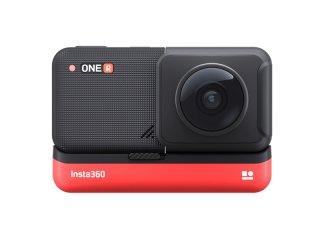 アクションカメラ Insta360 ONE R 360度版 3in1充電ケーブル付き 手振れ補正