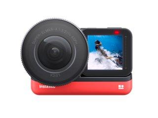 Insta360 ONE R 1インチ版 3in1 充電ケーブル付き アクションカメラ