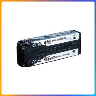 SUNPADOW 7.4V / 6000mAh / 120C Platin リポバッテリー